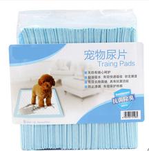 Абсорбент щенок собаку подгузники закрытый туалет учебные товаров для домашних животных поведение спид 60 x 45 см продукты для дрессировки собак