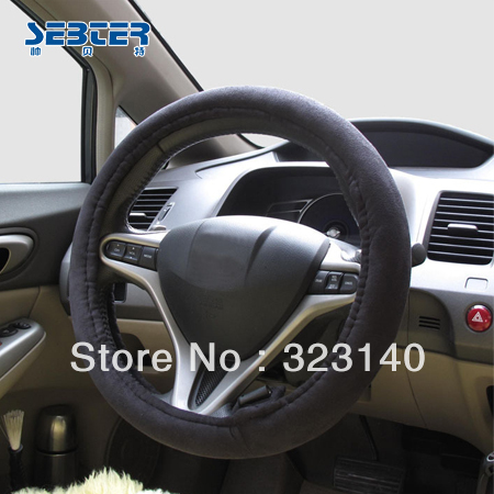 anti icer sebter electric heating steering wheel cover car. Black Bedroom Furniture Sets. Home Design Ideas