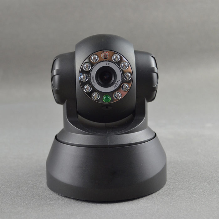 Wireless WiFi network camera with domain name IP remote monitoring(China (Mainland))
