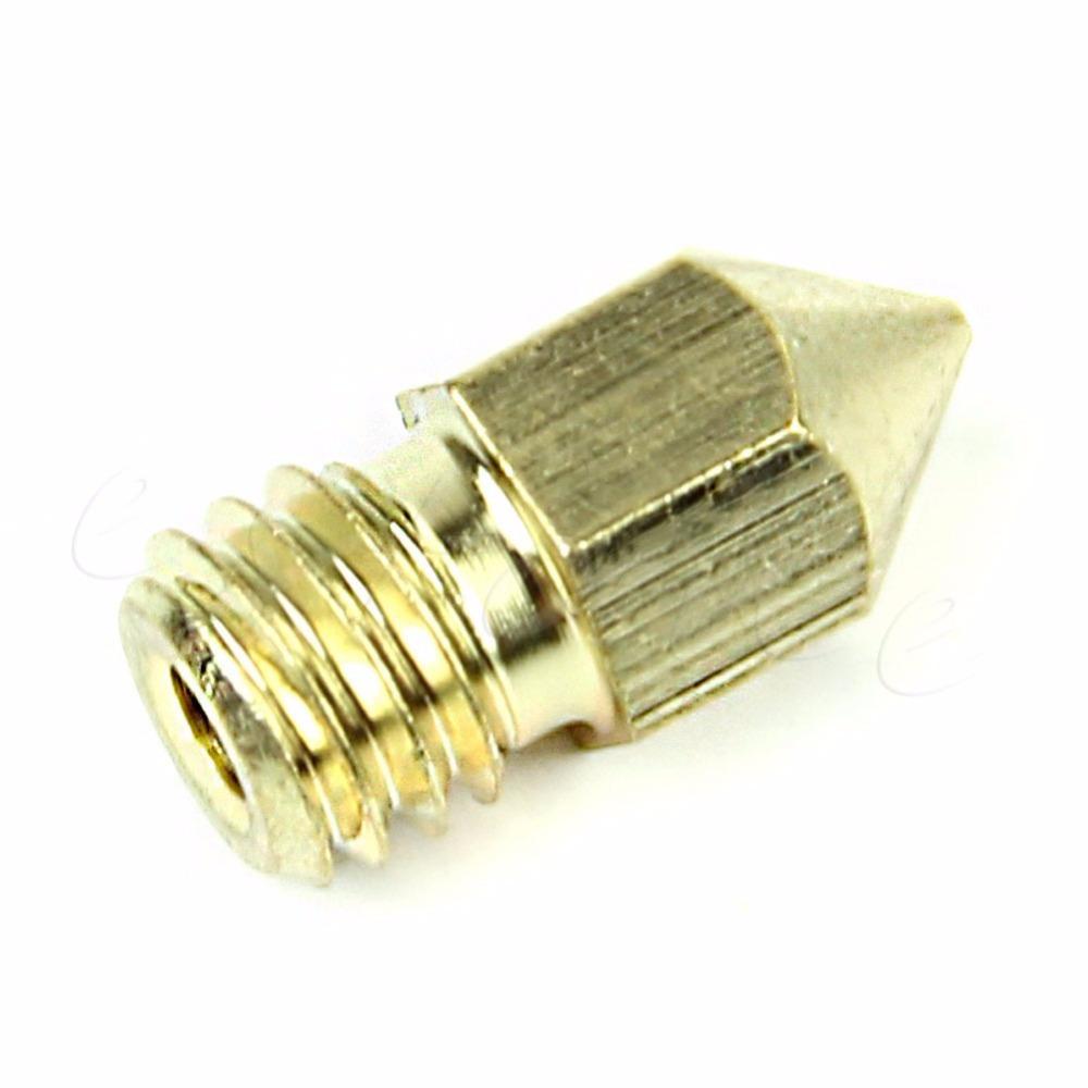 1Pc 0 3 0 4 0 5mm Nozzle 3D Printer Extruder Head For E3D J head