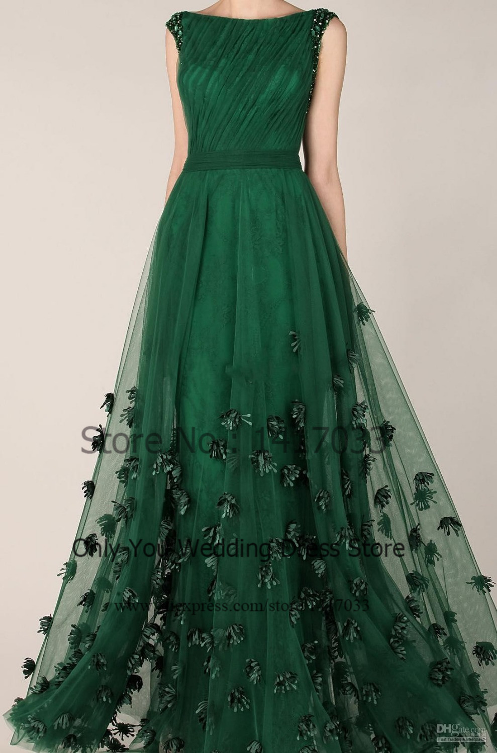 dress tube Picture - More Detailed Picture about Dark Green Boat ...