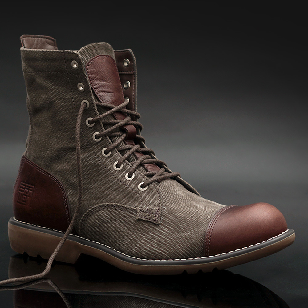 Fashion in boots