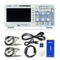 Portable Oscilloscope Hantek DSO5072P 2 Channels 70MHz Handheld Osciloscopio Digital Oscilloscopes USB LCD 1GSa s Oscillograph