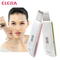 New Rechargeable Ultrasonic Skin Scrubber Acne Spot Removal Tool Ultrasound Peeling Facial Spa Deep Skin Cleaner