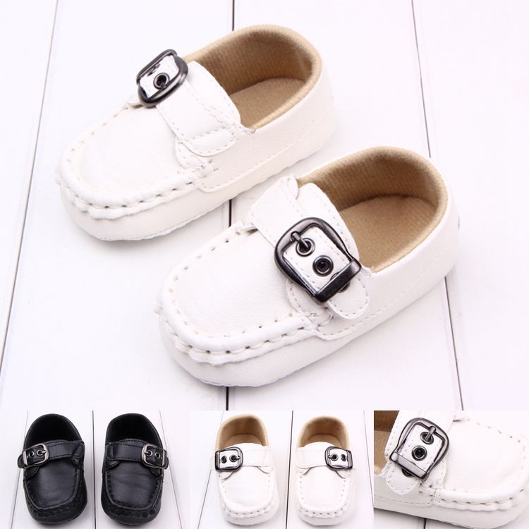 New Style Fashion Baby Shoes Simple White Shoes For Baby Infant Toddler Shoes First Walker Shoes 0-1 Years(China (Mainland))