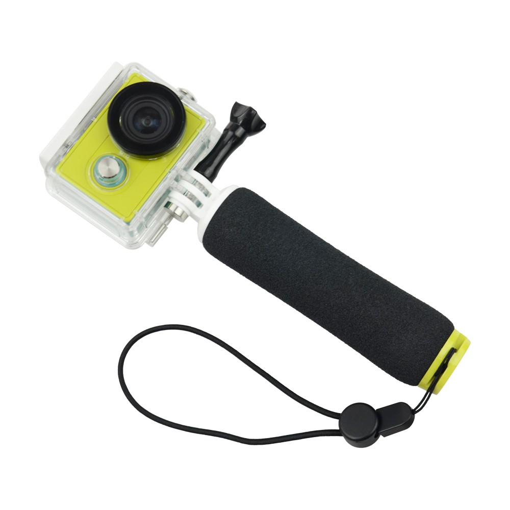 For Xiaomi Yi Accessories Set Waterproof Case Original Bag Case Bluetooth Selfie Monopod Camera Bluetooth Remote For Xiao yi
