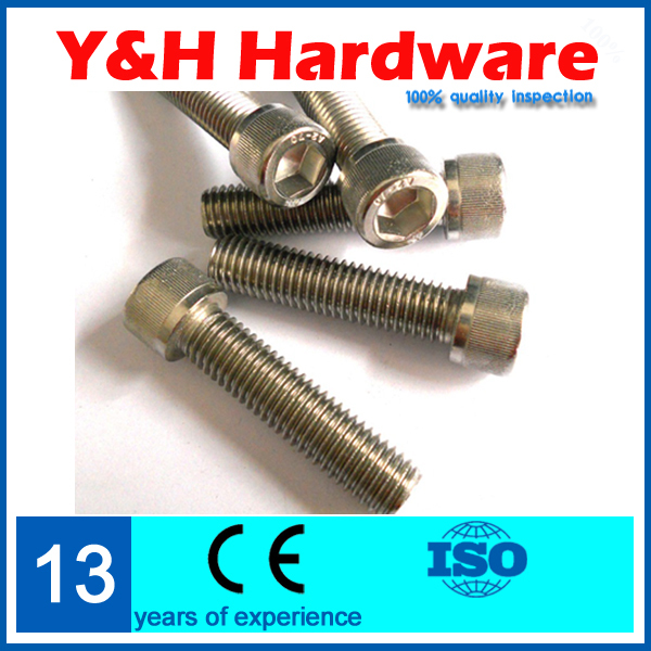The price of  50 ps/lot  304 Stainless Steel  M2*18 hex head cap screws socket countersunk screws nuts<br><br>Aliexpress