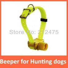 Brand New hunting Dog Beeper Collar Locator Waterproof & CE Approved 8 Sounds For Hunter Outdoors Products Supplies(China (Mainland))