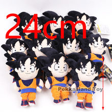 Dragon Ball Z Anime Toy Plush Macio Stuffed Dolls Caçoa o Presente Bonecas de Coleção 10 pçs/lote(China)