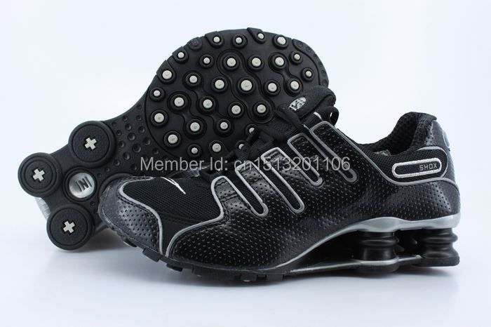 2015 NEW shox men and womens athletic shoes cheap and quality leather NZ mens running shox sport shoes trainersFree Shipping(China (Mainland))