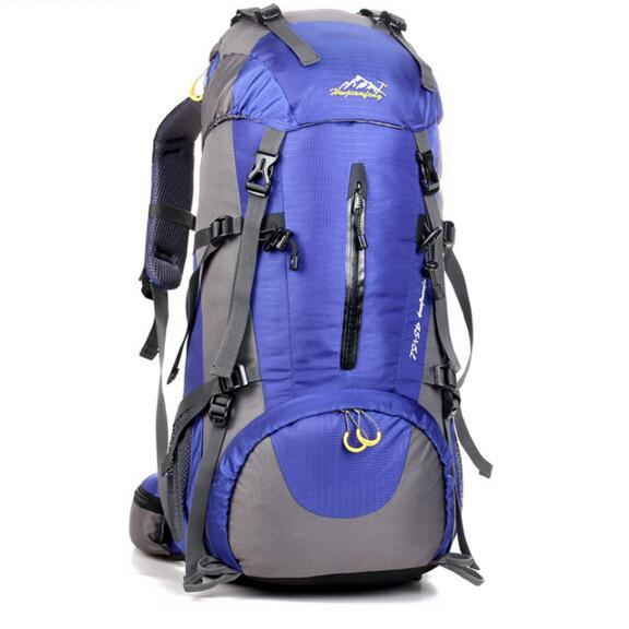 50L women and men outdoor professional mountaineering backpack high-capacity waterproof casual climbing hiking bag,S0784<br><br>Aliexpress