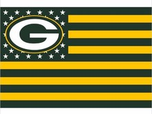 Buy Green Bay Packers US flag star stripe 3x5 FT flag for $4.49 in AliExpress store