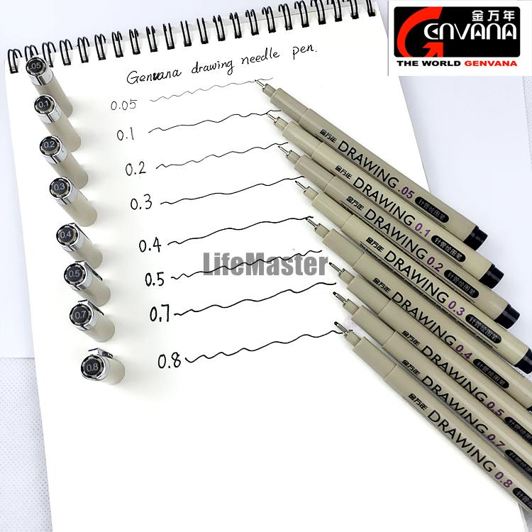Маркеры для рисования LifeMaster