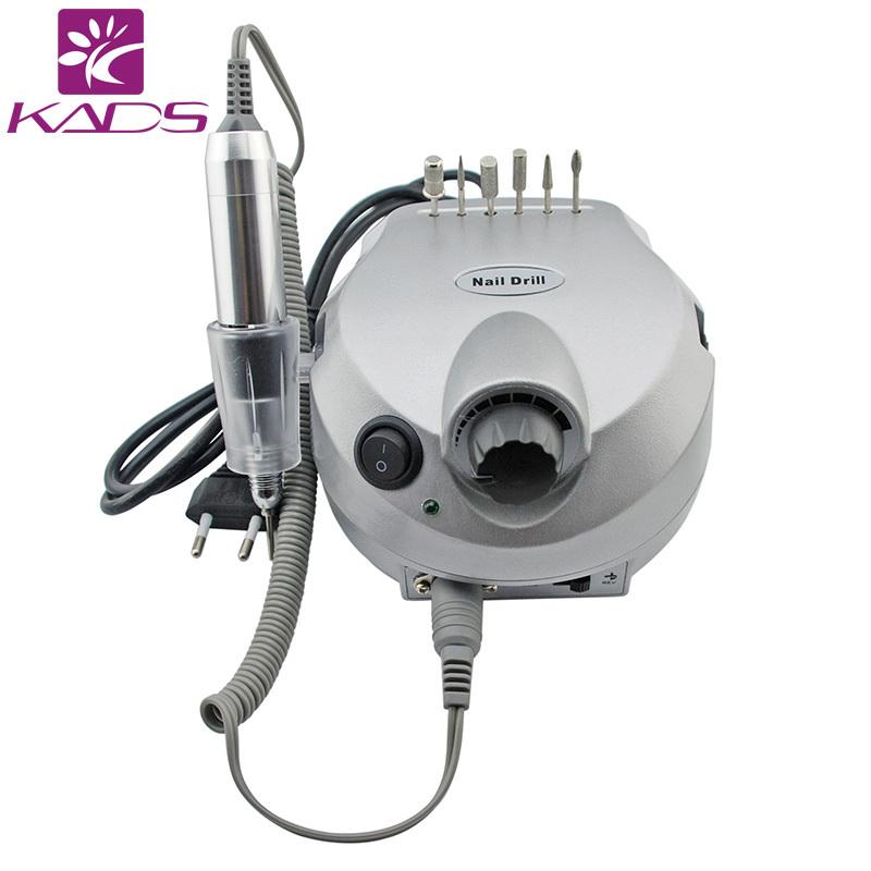 2015 hot Sale New Pro Electric Nail Art Drill File Bits Machine Manicure Kit 35000 RPM Nail Tools set Free Shipping(China (Mainland))
