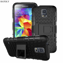 Buy Samsung Galaxy S5 Mini Case G800F G800H Heavy Duty Armor Shockproof Hybrid Hard Rugged Silicone Cover Samsung S5 mini *< for $3.27 in AliExpress store