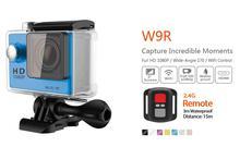 Original Eken W9R Remote Control Wifi Action Camera Video 170 degrees Wide Angle Sports Camera 2-inch Screen 1080p 30fps CAMERA