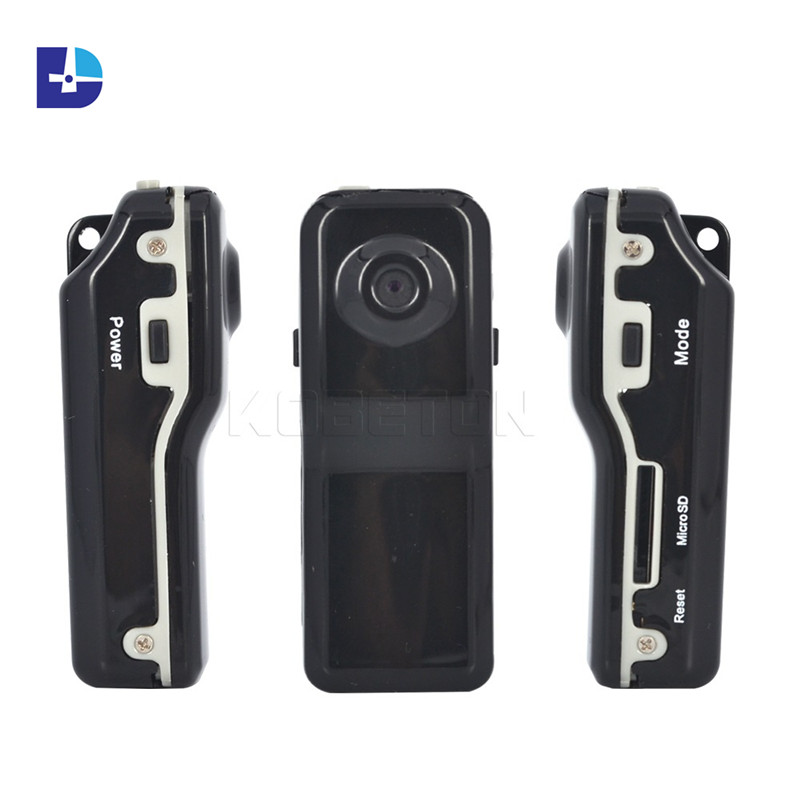 Black Mini Sports Camera DV DVR 720P HD DVR + Holder + Clip for Outdoor Hiking Bike Motorbike Video Audio Recorder mini camera(China (Mainland))