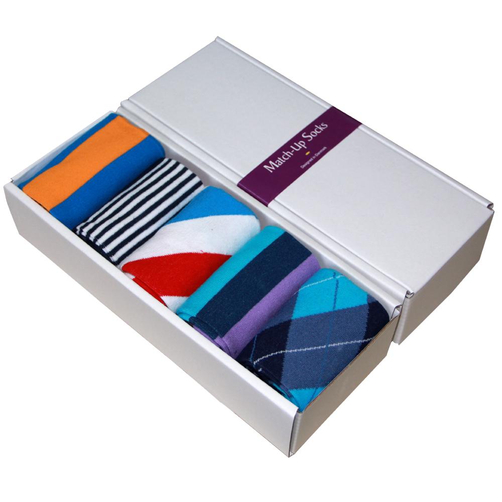 Frete grátis penteados algodão marca homens meias, Meias vestido colorido ( 5 par/lote )(China (Mainland))