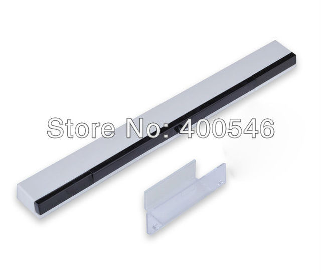 Free shipping 10PCS/LOT  Wireless Infrared Ray Sensor Inductor Bar for Wii Controller
