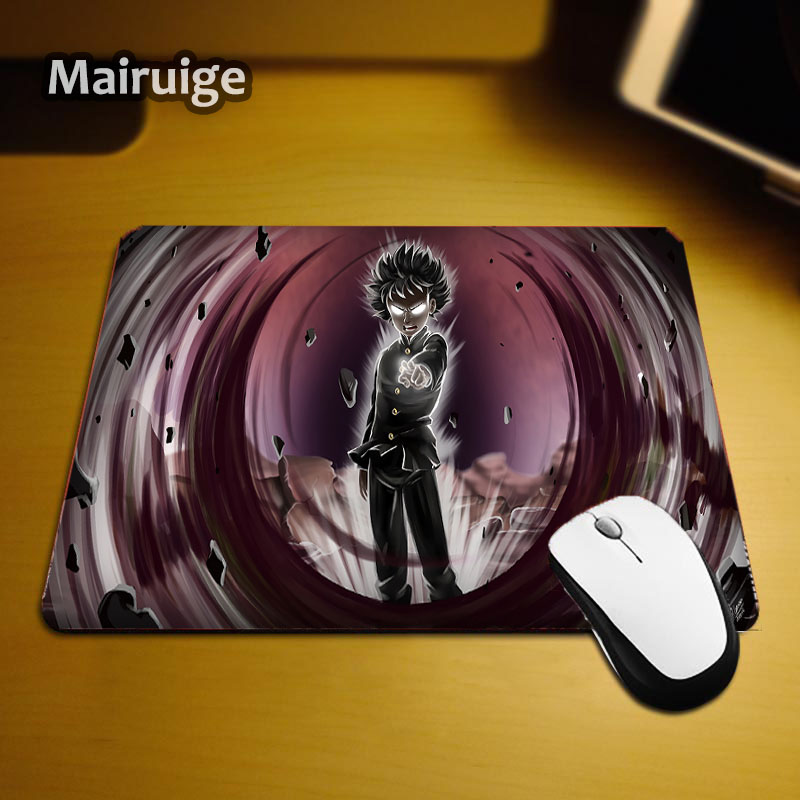 New Anime Mob Psycho 100 Computer Gaming  Mouse Pad Thickened