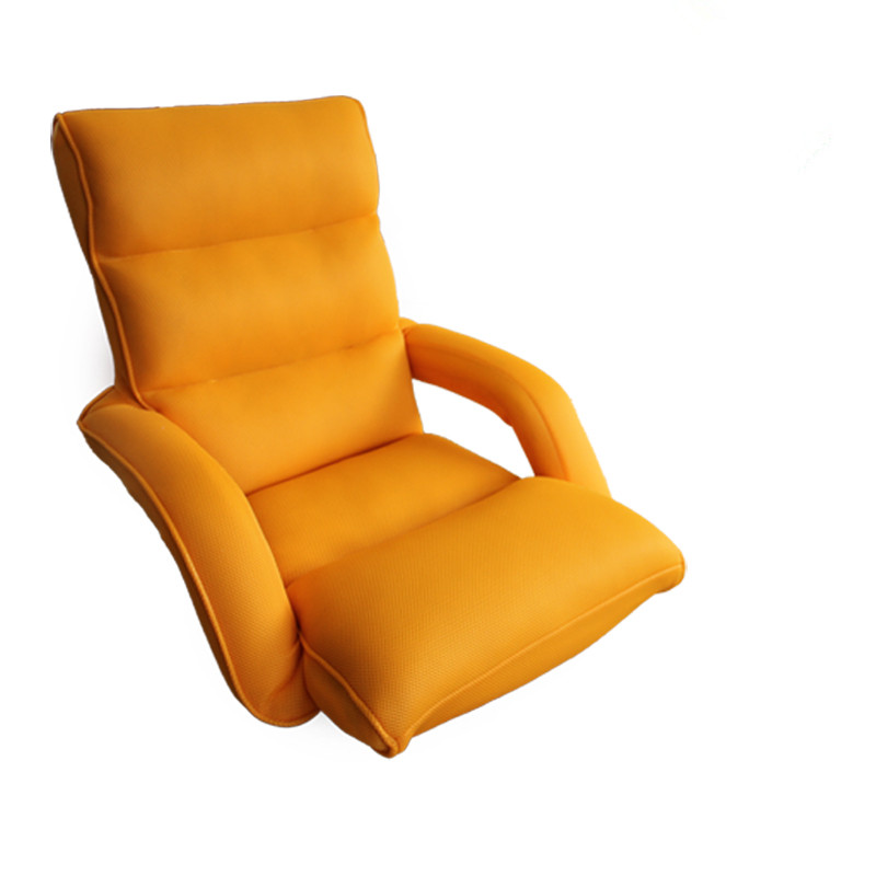 Relaxing chair modern folding armchair sofa mesh fabric for Relaxing chair design