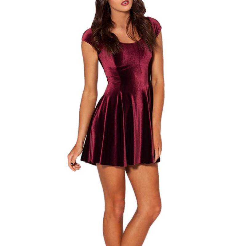 Fashion-KNITTING-FASHION-X-064-New-Women-Velvet-Mulled-Wine-Evil-Cheerleader-2-0-Dress-S (1)