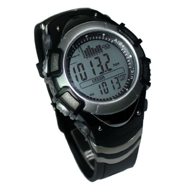 1 pcs sunroad fx704a gray digital fishing barometer 3atm