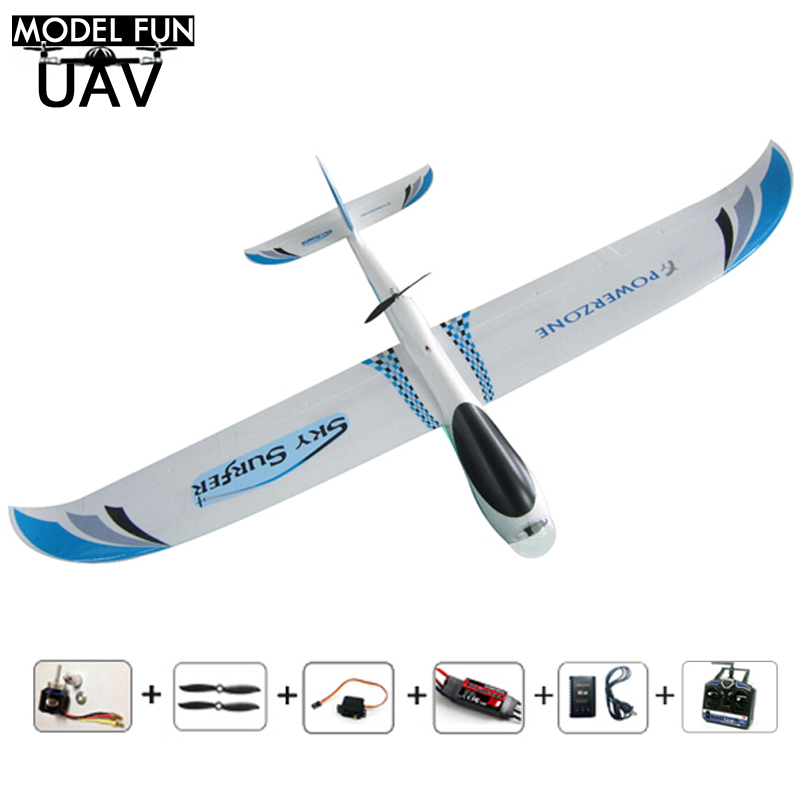 Free shipping 2000mm 2M Skysurfer RC glider remote control airplane model hobby aircraft aeromodelling aviao FPV camera RTF toys<br><br>Aliexpress