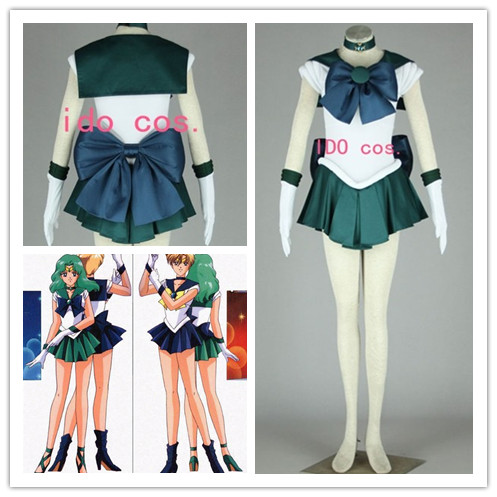 Sailor neptune costume