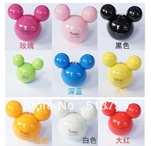 Free shipping good sound 5th,6th 2GB Mickey Mouse MP3 Player mickey mp3 mickey mini mp3