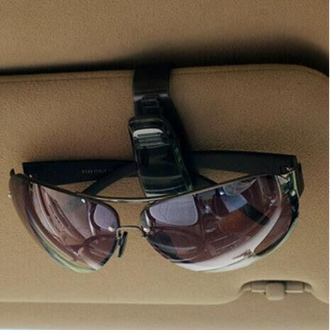 Car Styling car glasses clip For Audi A4 A1 A2 A3 A6 RS4 S4 Q3 Q5 Q7 TT A8 A4L S LINE car Styling(China (Mainland))