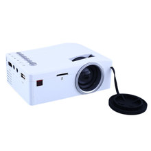 Home Cinema Theater HD Multimedia Mini LED Projector HDMI AV USB 2Color(China (Mainland))