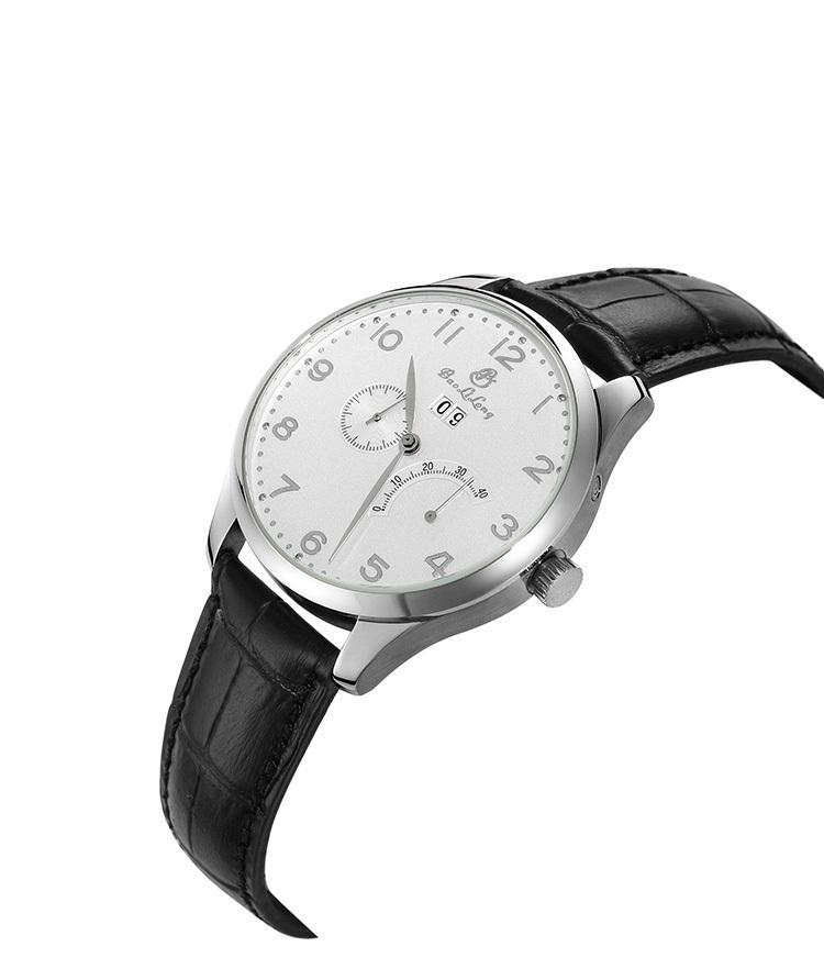 Watch Baolilong stainless steel golden big name ss1 calendar multifunctional automatic mechanical watch - Online Store 130133 store