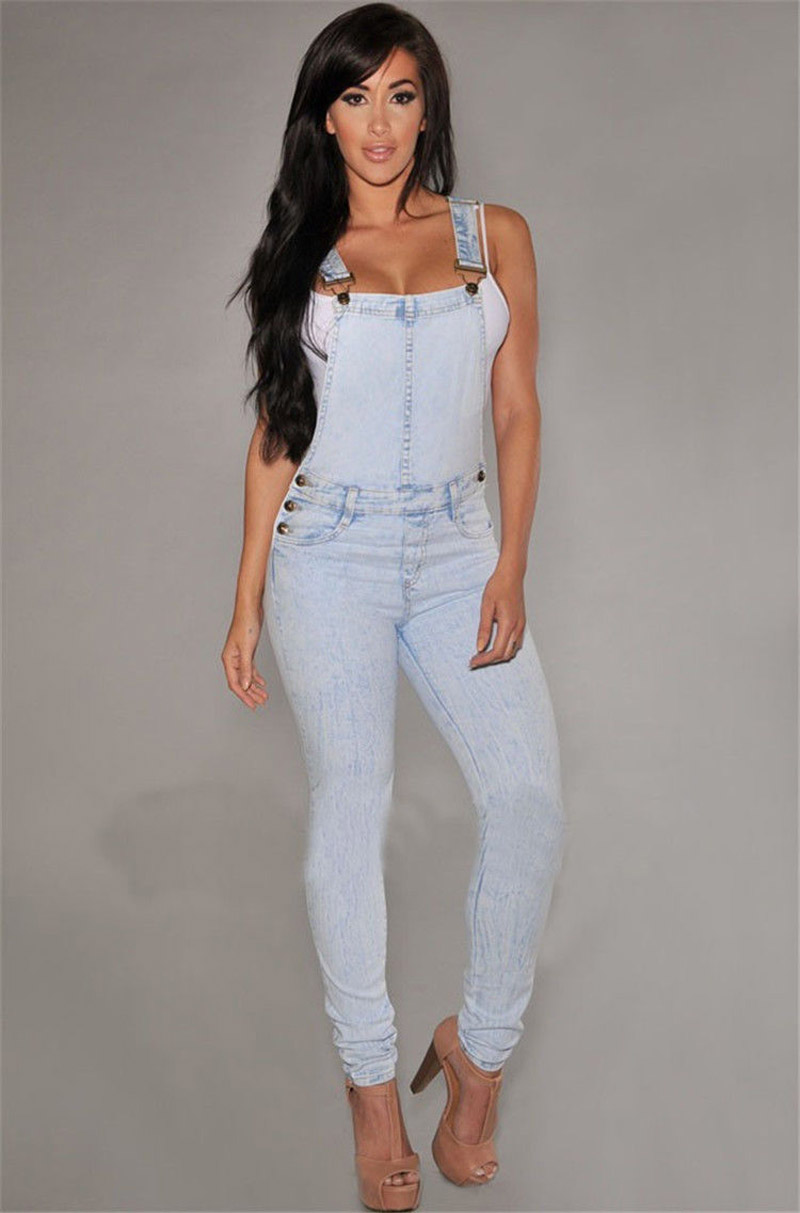 2019 Wholesale Women Girls Washed Jeans Denim Casual Hole Loose