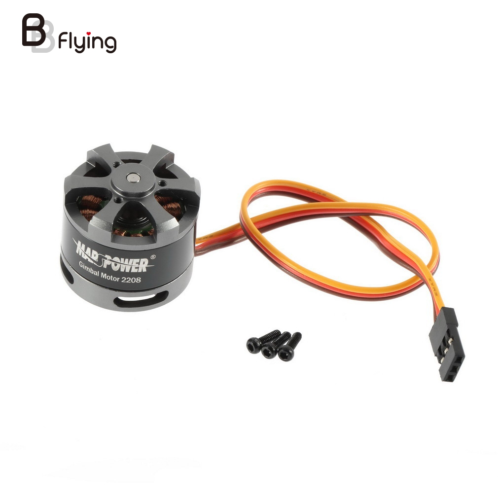 Brushless Gimbal Motor 2208-80T For Gopro CNC Digital Camera Mount FPV Gopros Digitals FPVs W/Cable<br><br>Aliexpress