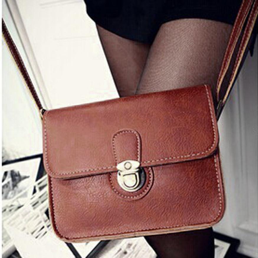 2016 new women luxury bags designers handbags fashion women leather shoulder bag female tote handbag vintage cross bag bolsos(China (Mainland))