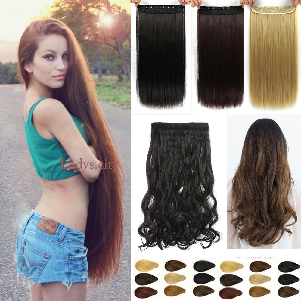 Very Long Hair Extension Human Hair Extensions