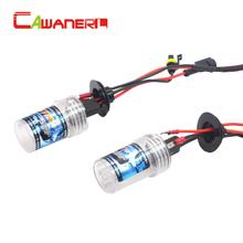 Buy Cawanerl 55W 880 881 H27 9005 HB3 H10 9006 HB4 H1 H3 H7 H8 H9 H11 HID Xenon Bulb 10000K Blue Bulb Car Headlight Fog Light for $9.15 in AliExpress store