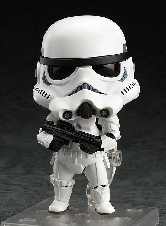 Newest Star Wars Nendoroid Stormtrooper 501 Darth Vader 502 Movable Action Figure Collection Model Toys star