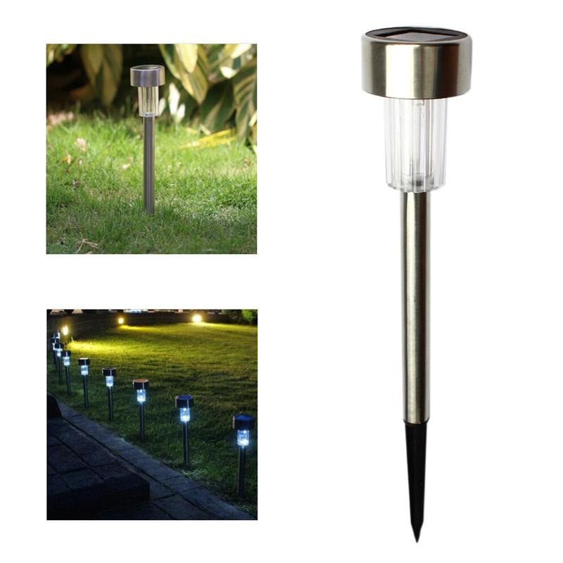 Лампы для газонов из Китая
