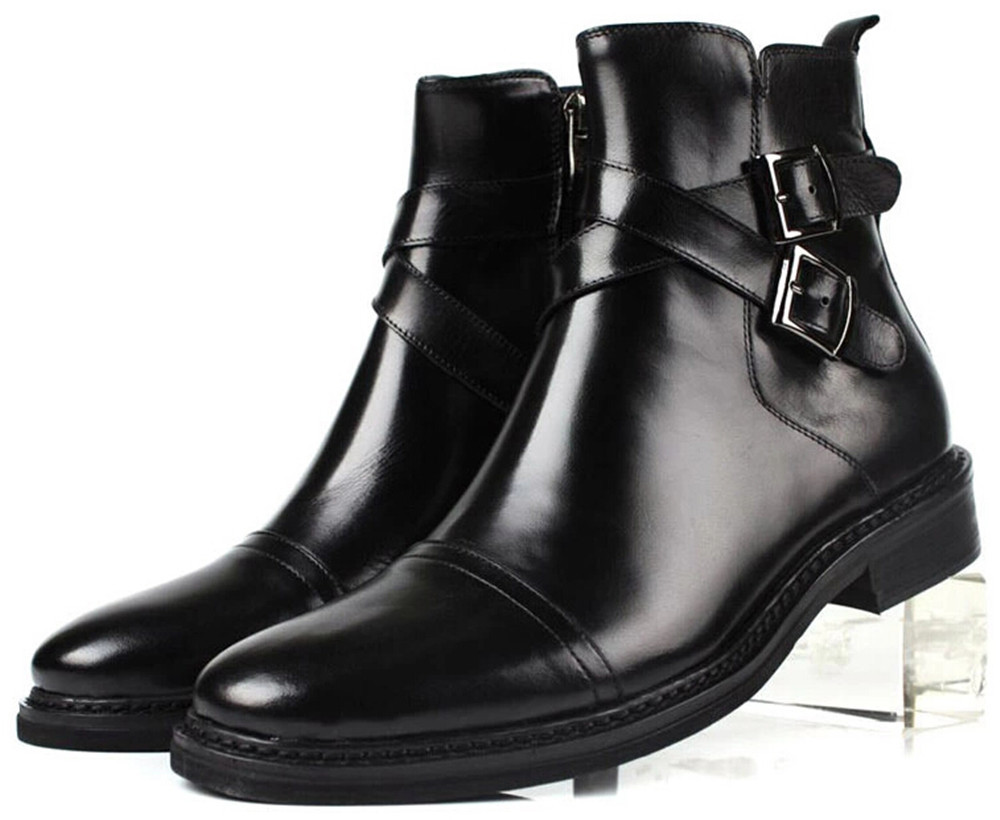 leather sheepskin boots Picture - More Detailed Picture about ...