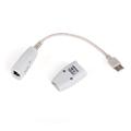 MT VIKI 150FT 150 feet 50m USB 2 0 Extender USB to RJ45 LAN Cable Extension