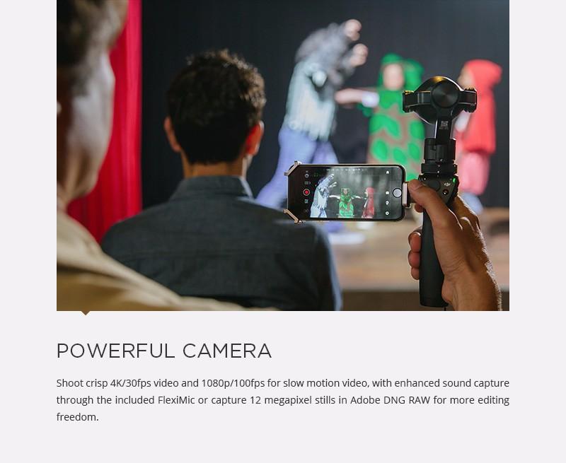 DJI Osmo+ Osmo Plus Handheld 4k Camera & 3-axis Gimbal New in Stock