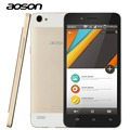 Original Aoson G507 Quad Core Smart Phone With MTK6582 3G Unlocked Android 4 4 Phone 1GB