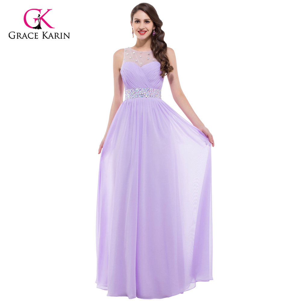 Buy grace karin cheap pink purple for Where to buy yasmine yeya wedding dresses