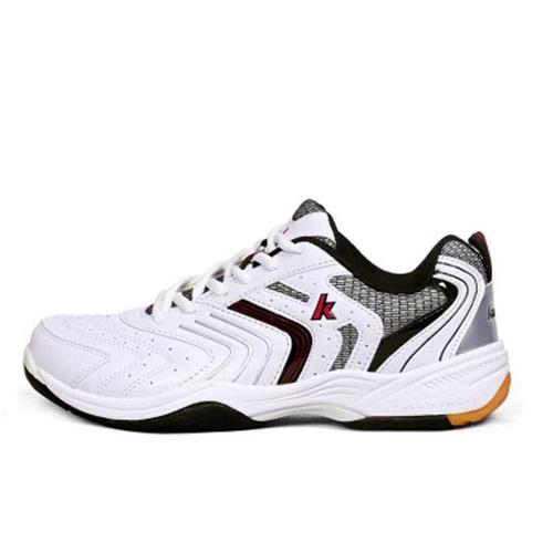 2015 men's badminton shoes wearable rubber sole sports women sneakers big size 35-45 #B1936
