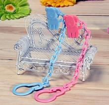 Baby Pacifier Clip Baby Dummy Chain Feeding Product Animal Cartoon Baby Pacifier