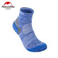 NatureHike Running Socks Quick Drying Men Cotton Sport Sock Male Basketball Socks 1 Pair Lot