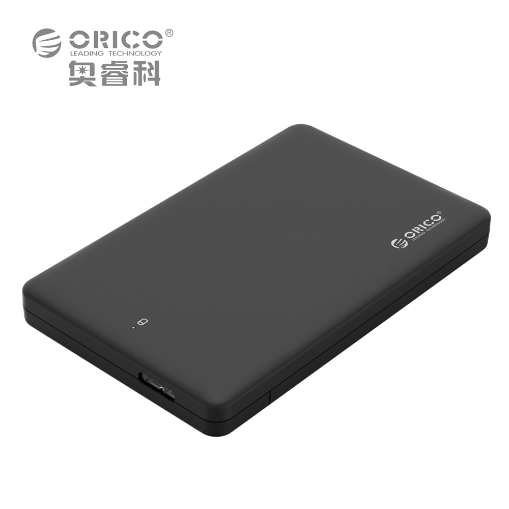ORICO 2599US3 Sata to USB 3.0 HDD Case Tool Free 2.5 HDD Enclosure for Notebook Desktop PC (Not including Hard Disk Drive)(China (Mainland))