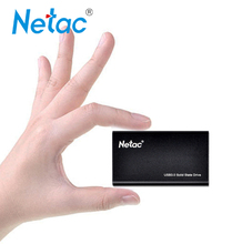 Netac 60GB USB3.0 External SSD Super Speed Mini Solid State Drive Storage Devices Replacement Of External Hard Drive Disk N5M-U3(China (Mainland))